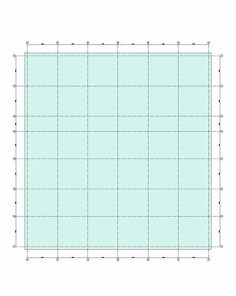 サンプル平面図