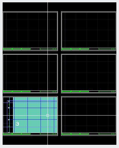 複数の図面を1つのペーパー空間に配置